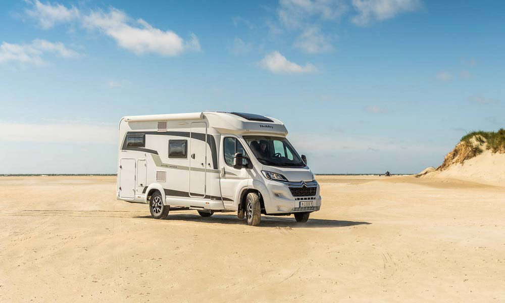 Motorhome Hire at E S Hartley
